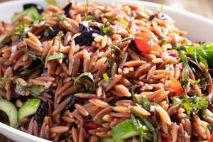 Arda'nın Mutfağı Arpa Şehriye Salatası Tarifi 09.01.2021