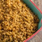 Arda'nın Ramazan Mutfağı Nohutlu Firik Pilavı Tarifi 21.04.2021