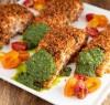 Arda'nın Mutfağı Ekmek Kırıntılı Pestolu Somon Tarifi 26.06.2021