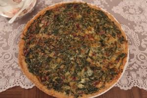 Nursel'in Mutfağı Ispanaklı Kiş Tarifi 27.04.2015