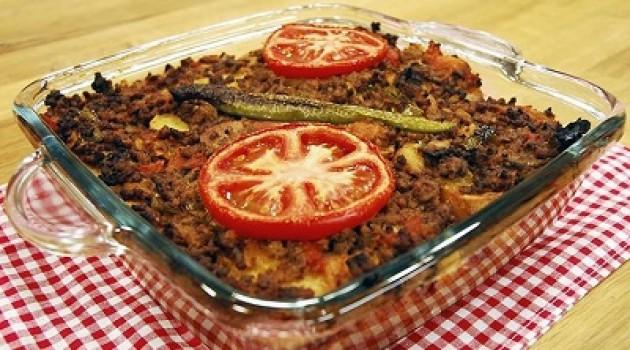 Arda'nın Mutfağı Kıymalı Patates Tarifi 13.06.2015