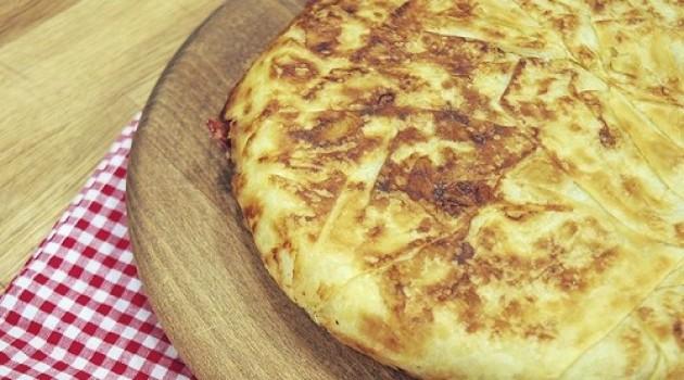 Tv8 Arda'nın Mutfağı Tavada Paçanga Böreği 26.04.2015