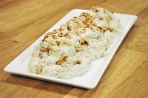 Arda'nın Mutfağı Tahinli Patlıcan Salatası Tarifi 07.06.2015