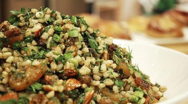 Arda'nın Mutfağı Kuru Meyveli Buğday Salatası Tarifi 06.06.2015