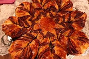 Nursel'in Mutfağı Yıldız Çikolatalı Çörek Tarifi 12.02.2015