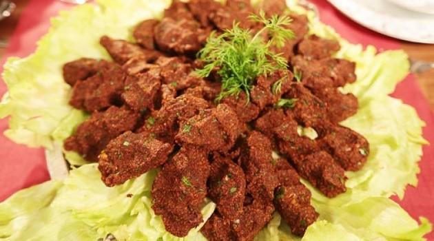 Nursel'in Mutfağı Çiğ Köfte Tarifi 26.02.2015