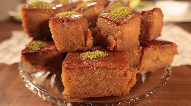 Nursel'in Mutfağı Şam Tatlısı Tarifi 27.02.2015
