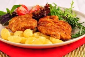 Tavuk Şinitzel Tarifi