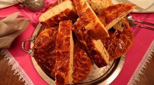 Nursel'in Mutfağı Cevizli Tokat Çöreği Tarifi 16.02.2015