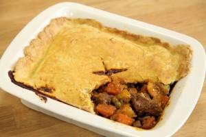 Arda'nın Mutfağı Etli Sebzeli Pay Tarifi 21.02.2015