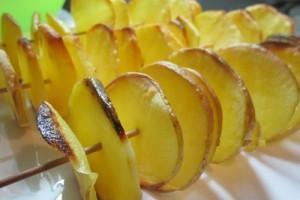 Şişte Patates Kızartması Tarifi