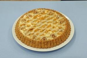 Ver Fırına Zahide Çetin'in Havuçlu Tart Pasta Tarifi 25.03.2015