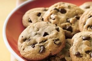 Çikolata Parçalı Kurabiye(Chocolate Chip Cookies) Tarifi