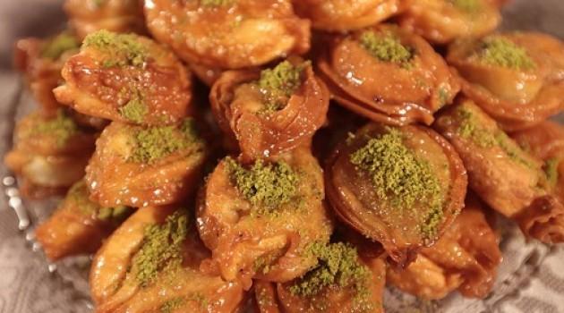 Nursel'in Mutfağı Karakuş Tatlısı Tarifi 20.03.2015