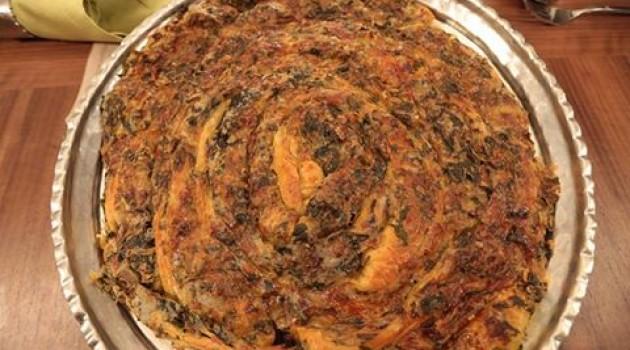 Nursel'in Mutfağı Otlu Çarşaf Böreği Tarifi 19.03.2015
