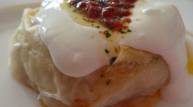Patatesli Sosyete Mantısı Tarifi