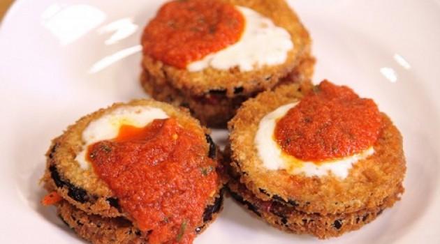 Arda'nın Mutfağı Patlıcan Dilimleri Tarifi 07.03.2015