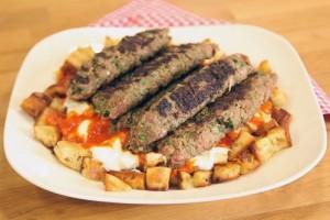 Arda'nın Mutfağı Yoğurtlu ve Köfteli Kebap Tarifi 28.03.2015