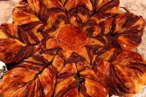 Kanal Türk Derya'nın Dünyası Çikolatalı Çiçek Ekmek Tarifi 08.04.2015