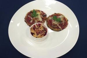 Ver Fırına Gülşah Zambur'un Karnabaharlı Mini Pizza Tarifi 08.04.2015