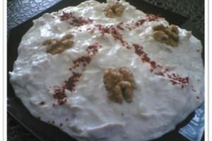 Yoğurtlu Tavuk Salata Tarifi