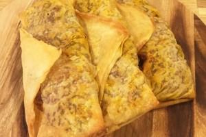 Arda'nın Mutfağı Yufka Kebabı Tarifi 04.04.2015