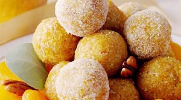 Trt 1 Pastane Kayısı İncirli Toplar Tarifi 14.05.2015