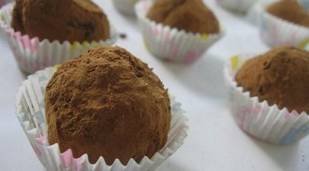 Trt 1 Pastane Ev Yapımı Çikolata (Trüf) Tarifi 15.05.2015