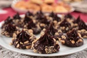 Nursel'in Mutfağı Çikolatalı Fındıklı Kurabiye Tarifi 16.11.2015