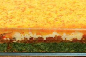 Arda'nın Mutfağı Sebzeli Püre Katları Tarifi 16.01.2016