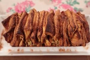 Nursel'in Mutfağı Çay Saati Menüsünden Tarçınlı Çörek Tarifi 01.02.2016