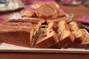 Nursel'İn Mutfağı Çay Saati Menüsünden Cevizli Manolya Ekmeği Tarifi 29.02.2016