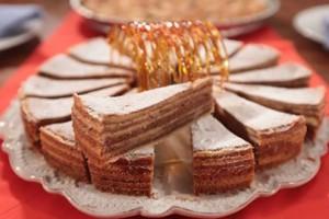 Nursel'in Mutfağı Çay Saati Menüsünden Ağaç Kek Tarifi 22.02.2016