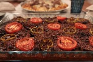Nursel'in Mutfağı Patlıcan Oturtma Tarifi 26.02.2016
