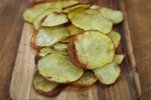 Arda'nın Mutfağı Fırında Patates Cipsi Tarifi 20.03.2016