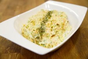Arda'nın Mutfağı Yoğurtlu Sebze Salatası Tarifi 06.03.2016