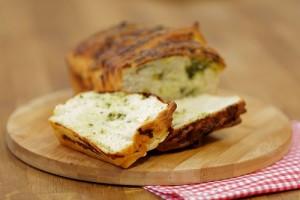 Arda'nın Mutfağı Sarımsaklı Peynirli Ekmek Tarifi 17.04.2016