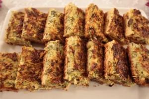 Nursel'in Mutfağı Çay Saati Menüsünden Kabaklı Kiş Tarifi 09.05.2016