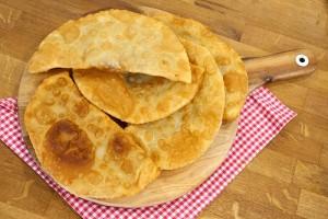 Arda'nın Ramazan Mutfağı Çiğbörek (Çibörek) Tarifi 19.06.2016