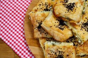 Arda'nın Ramazan Mutfağı Sütlü Peynirli Börek Tarifi 30.06.2016