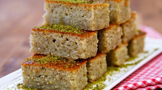 Arda'nın Ramazan Mutfağı Fıstıklı Revani Tarifi 29.06.2016