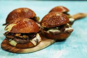 Arda'nın Mutfağı Etli Burger Tarifi 30.10.2016