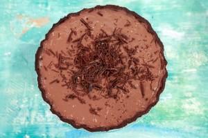 Arda'nın Mutfağı Çikolatalı Muzlu Tart Tarifi 02.10.2016