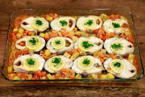 Arda'nın Mutfağı Palamut Pilaki Tarifi 16.10.2016