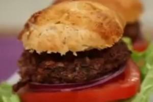 Nusel'in Evi Sebzeli Burger Tarifi 25.01.2017