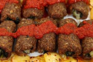 Nursel'in Evi Ispanaklı Peynirli Köfte Tarifi 03.02.2017