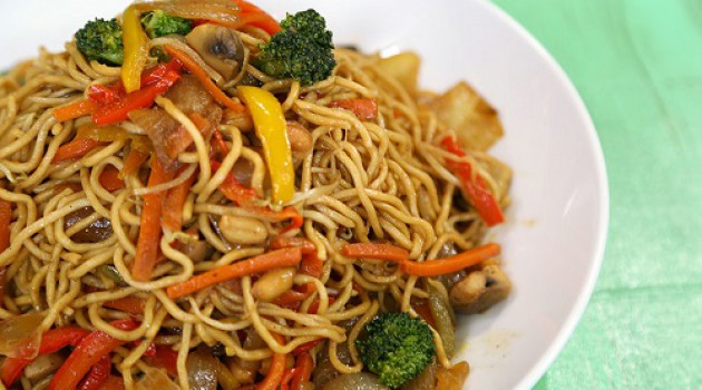 Arda'nın Mutfağı Sebzeli Noodle Tarifi 05.02.2017