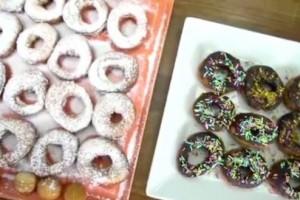 Pelin Karahan'la Nefis Tarifler Donut Tarifi 01.11.2017