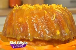 Sizi Böyle Alalım Portakallı Kek Tarifi 27.03.2018
