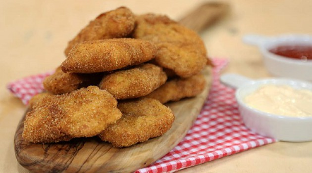 Arda'nın Mutfağı Tavuk Nugget Tarifi 21.04.2018